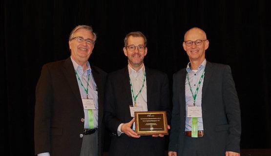TIM gana el premio AE50 en Estados Unidos