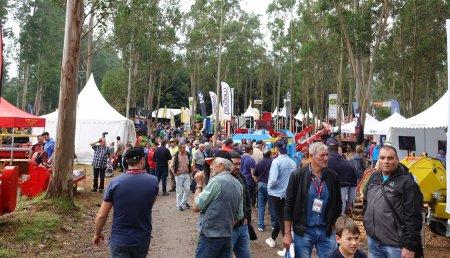 La feria forestal Galiforest Abanca termina su quinta edición con una afluencia superior a las 5.600 personas