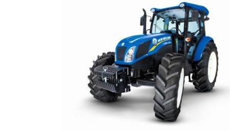 New Holland Agriculture actualiza la gama de tractores TD5 e incrementa  la productividad y disminuye el consumo de combustible
