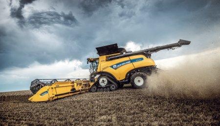 New Holland amplía la serie de cosechadoras CR Revelation y lleva  la automatización a un nuevo nivel - Eima 2018