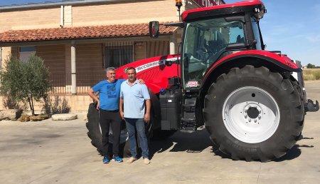 Ferma Agro entrega McCormick X7.660 Premium en Villafáfila