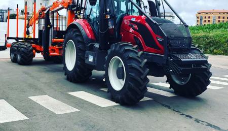 Fearmaga convoca el curso `Manejo de tractores forestales´