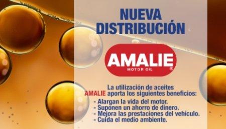 Recambios Frain cierra un acuerdo con Amalie