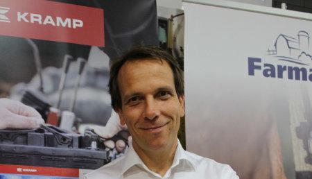 Matías Fernández se incorpora a Kramp como Area Sales Manager para España y Portugal.