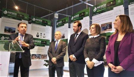 Luis Planas anuncia un nuevo plan Renove para maquinaria agrícola de 5 millones de euros