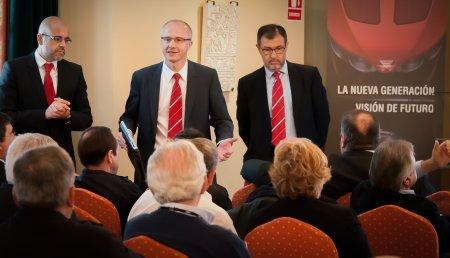 Massey Ferguson celebra en España su primera convención nacional de concesionarios