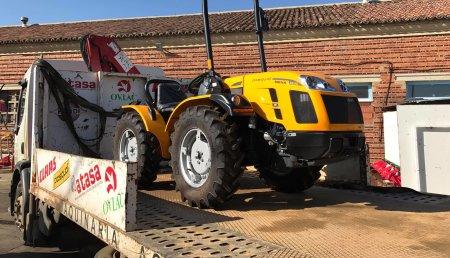 AgroFerma entrega  Pasquali Siena K6.40!