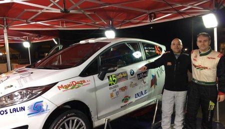 Maxideza en el rally del cocido de Lalin - Pontevedra