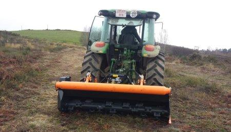 Agrícola Suárez entrega  CANCELA TGH-220