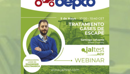 Bepco organiza un webinar gratuito sobre el tratamiento de los gases de escape