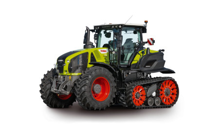 AXION 900 TERRA TRAC disponible en dos modelos
