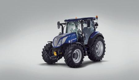 New Holland T5 Auto Command™ ofrece un confort sorprendente, un rendimiento líder del sector y una productividad insuperable