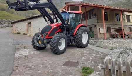 Agrícola Patricio entrega Valtra A134