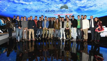 Educación, formación y jóvenes, el centro de la visión de Argo Tractors