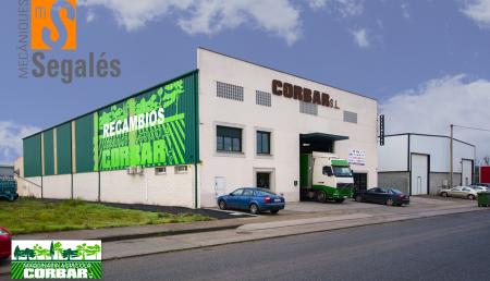 Maquinaria Agrícola Corbar Distribuidor de Mecaniques Segales