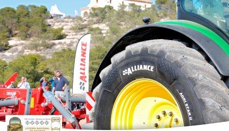 Comparte la Suerte con Alliance Tires y la Lotería Nacional de Navidad