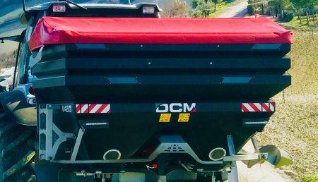 Las abonadoras DCM se incorporan al catálogo de productos de Durán Maquinaria