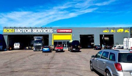 Rodi Motor Services se expande en el mercado internacional y presenta la nueva imagen de sus talleres en Portugal