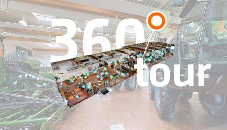 Visita virtual al mundo de la precisión en AMAZONE