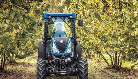 New Holland actualiza y amplía su oferta líder en el sector de tractores Especiales - eima 2018