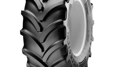 Vredestein presenta una mayor vida útil para neumáticos de tractores pequeños y grandes en SIMA