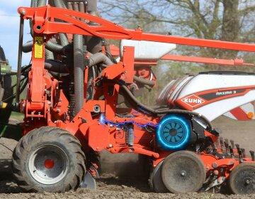 Kuhn Maxima 3, la sembradora monograno personalizable para cada agricultor
