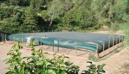 NUTRISET, 10 años instalando cisternas flexibles Labaronne