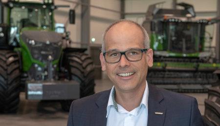 Fendt aumenta su cuota de mercado en la región EME