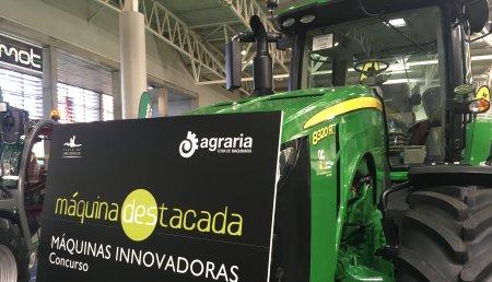 AGRÍCOLA CASTELLANA EN AGRARIA 2019