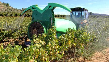 Pulverizadores Fede apoya a los viticultores con descuentos especiales en atomizadores