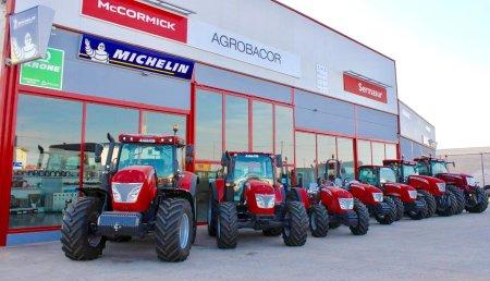 McCormick presenta a Sermasur, nuevo concesionario McCormick en Cordoba