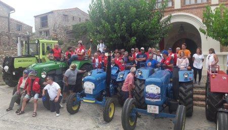 La Rioja en Tractor Clasico 2017